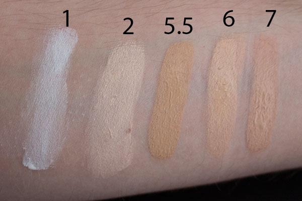 Skin Base Foundation by Illamasqua #10