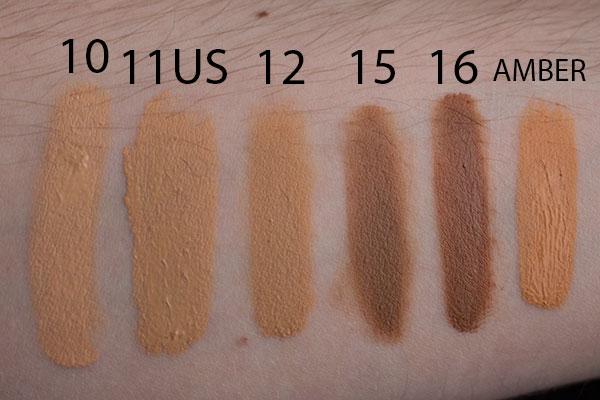 Skin Base Foundation by Illamasqua #6